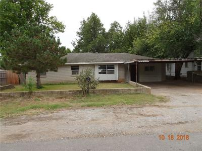 Single Family Home For Sale: 6308 NW 12th Street