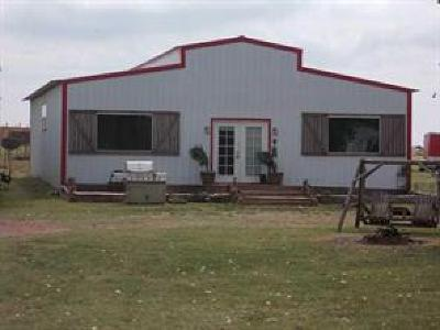 Blanchard OK Single Family Home For Sale: $64,900