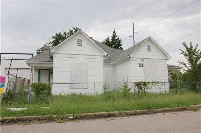 Oklahoma City Multi Family Home For Sale: 1326 NW 6th Street