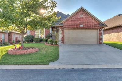 Oklahoma City Single Family Home For Sale: 11917 Maple Valley Drive
