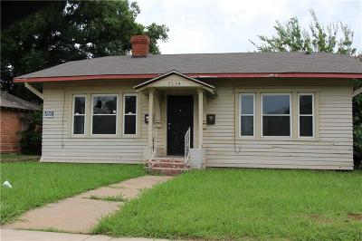 Oklahoma County Multi Family Home For Sale: 2224 N Lottie Avenue
