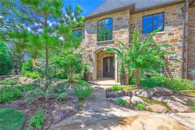 Edmond Single Family Home For Sale: 1665 Saratoga Way