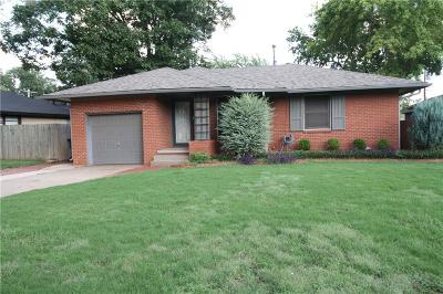 Oklahoma County Rental For Rent: 2304 Ashley Drive