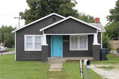 Oklahoma City Multi Family Home For Sale: 2200 NW 12th Street
