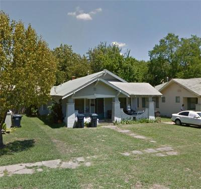 Single Family Home For Sale: 1531 NW 29th Street