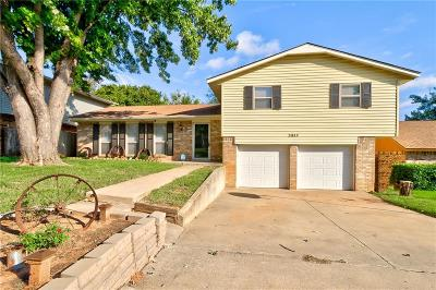 Edmond OK Single Family Home For Sale: $170,000