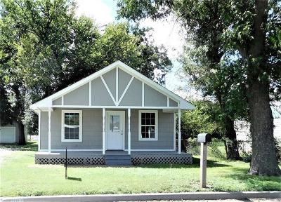 Single Family Home For Sale: 1008 Industrial Boulevard
