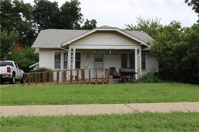 Oklahoma City Single Family Home For Sale: 1229 NE 16th Street