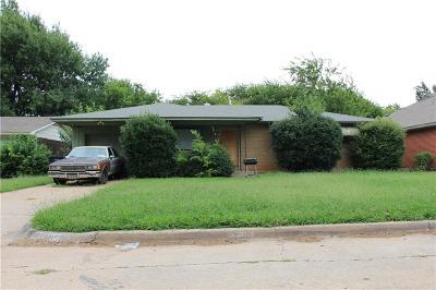 Oklahoma City Single Family Home For Sale: 11200 N McKinley Avenue