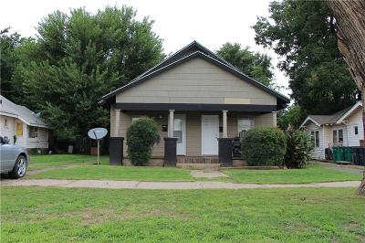 Oklahoma County Multi Family Home For Sale: 2123 W Park Place