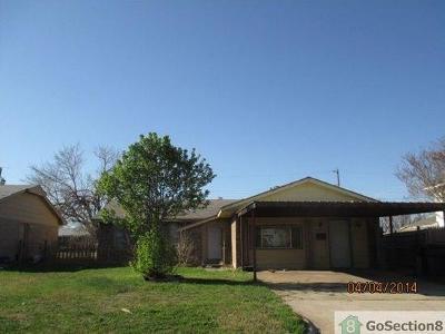 Oklahoma City Single Family Home For Sale: 2844 SW 82nd Street