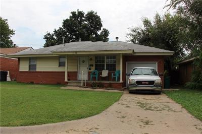 Oklahoma City Single Family Home For Sale: 1556 SW 43rd Street