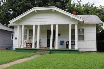 Oklahoma City Single Family Home For Sale: 1414 W Park Place