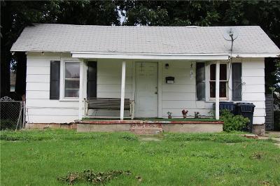Oklahoma City Multi Family Home For Sale: 1317 SW 31st Street