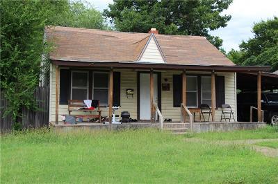 Oklahoma City Single Family Home For Sale: 1133 SW 31st Street