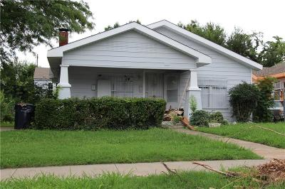 Oklahoma County Multi Family Home For Sale: 1710 NW 10th Street