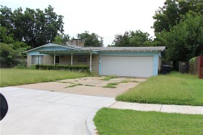 Oklahoma City Single Family Home For Sale: 432 SW 50th Street