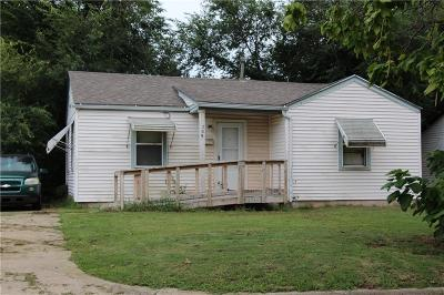 Oklahoma City Single Family Home For Sale: 709 NE 25th Street