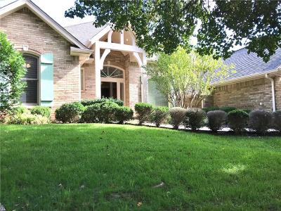 Edmond Single Family Home For Sale: 4112 Copper Rock Drive