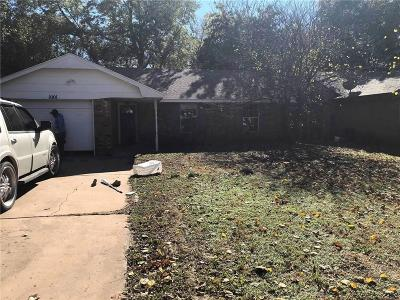 Stillwater Single Family Home For Sale: 1001 E Will Rogers Drive