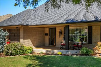 Oklahoma City OK Single Family Home For Sale: $278,700