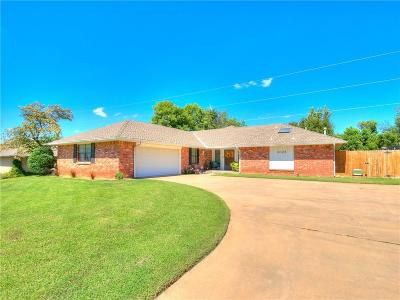 Oklahoma City Single Family Home For Sale: 3331 Willow Brook Road