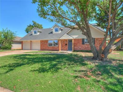 Oklahoma City Single Family Home For Sale: 10408 Major Avenue