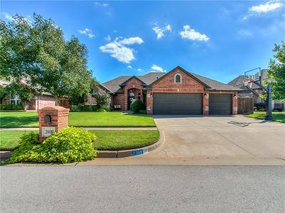 Yukon Single Family Home For Sale: 2108 Mulberry Creek Avenue
