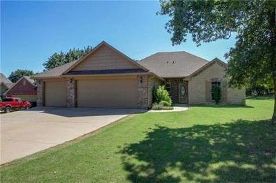 Guthrie Single Family Home For Sale: 11699 Coyote Run