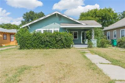 Oklahoma City OK Single Family Home For Sale: $123,500