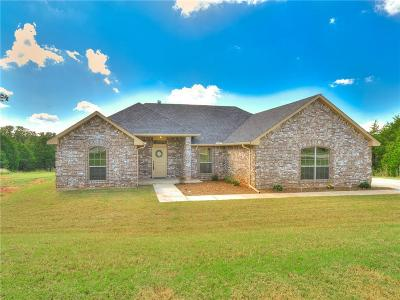 Guthrie Single Family Home For Sale: 12111 Windsor Court
