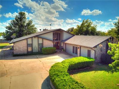 Edmond Single Family Home For Sale: 8390 NW 206th Street
