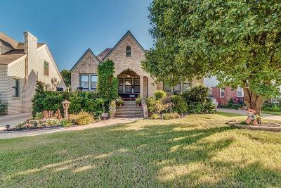 Oklahoma City Single Family Home For Sale: 2108 NW 27th Street