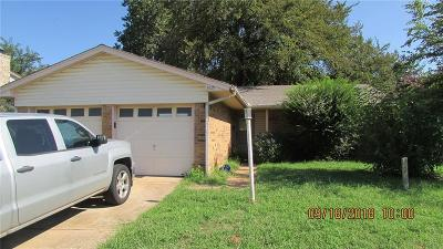 Del City Single Family Home For Sale: 3809 Terry Way