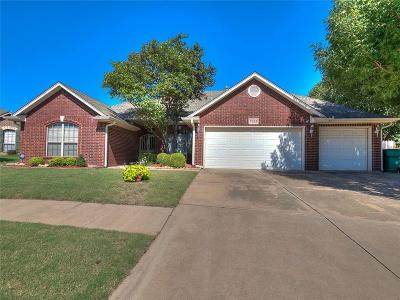 Oklahoma City Single Family Home For Sale: 7325 NW 111th Terrace