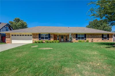 Oklahoma City Single Family Home For Sale: 8213 NW 117th Street