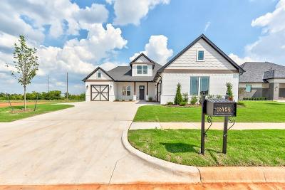 Edmond Single Family Home For Sale: 16404 Brookefield Drive