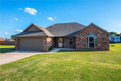Guthrie Single Family Home For Sale: 1661 Debbie Drive