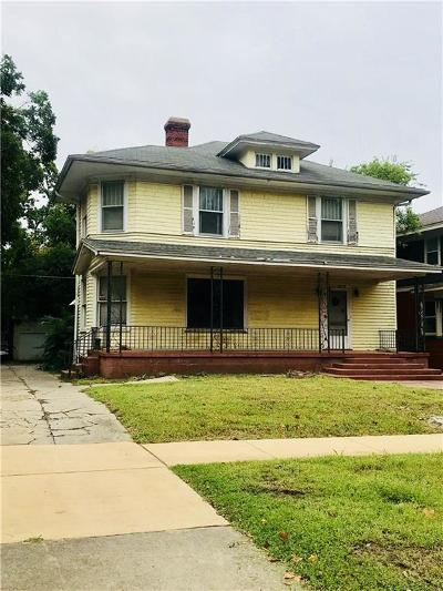 Single Family Home For Sale: 1012 NW 17th Street