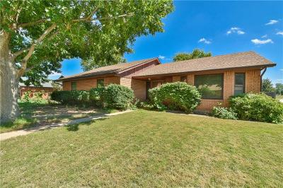 Oklahoma City Single Family Home For Sale: 5056 Burntwood Drive