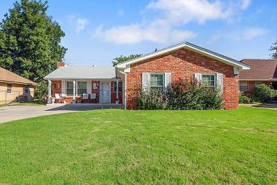 Oklahoma City OK Single Family Home For Sale: $89,900