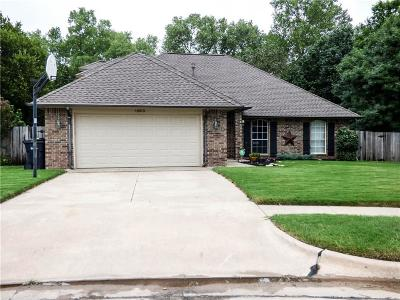 Oklahoma City Single Family Home For Sale: 11800 Kingsridge Terrace