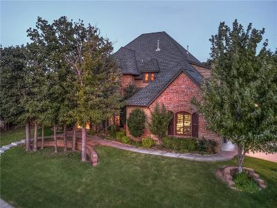 Edmond Single Family Home For Sale: 4240 Roundup Road
