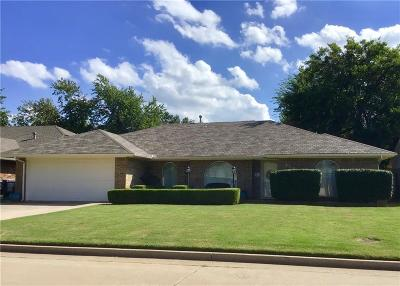 Oklahoma City Single Family Home For Sale: 8308 NW 115th Street
