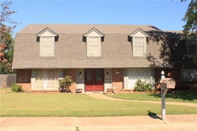 Edmond Single Family Home For Sale: 417 Ridge Road
