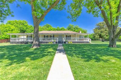 Oklahoma City Single Family Home For Sale: 4300 Memory Lane