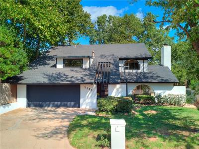 Oklahoma City Single Family Home For Sale: 6305 Connaught