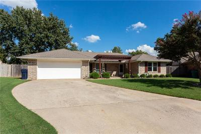 Single Family Home For Sale: 1810 Bentham Court