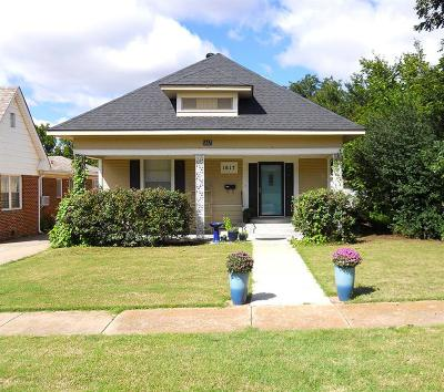 Oklahoma City OK Single Family Home For Sale: $149,500