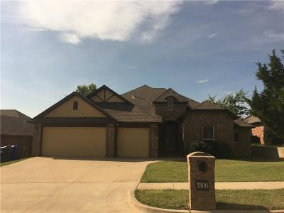 Norman Single Family Home For Sale: 3300 Valley Meadow